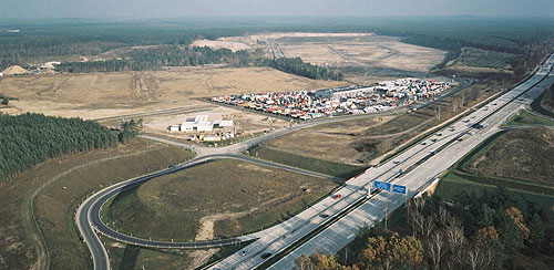 Industriegebiet Niederlehme
