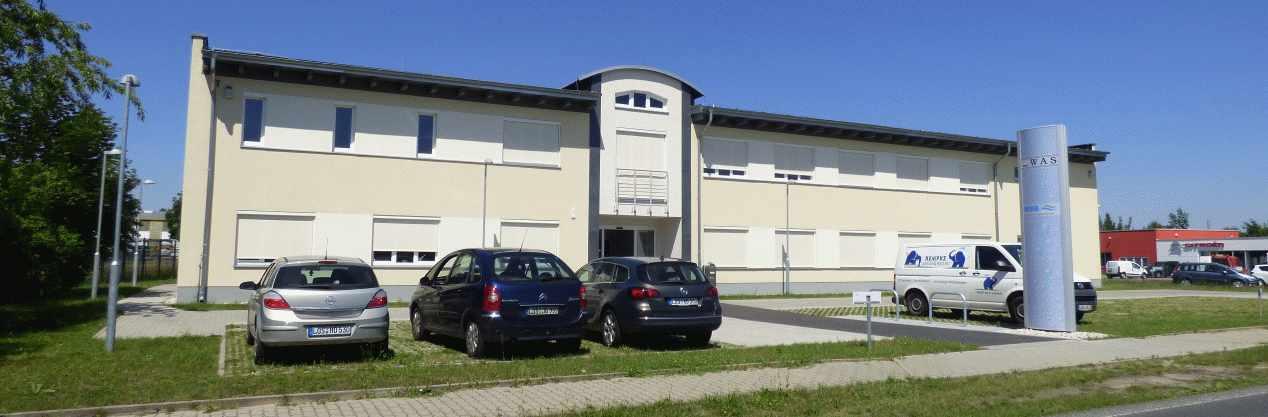 WAS Verwaltungsgebäude in Storkow